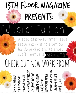 Special Editors' Edition to ReleaseSoon!