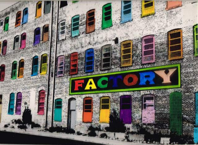 """Factory"" by Molly Shirazi"